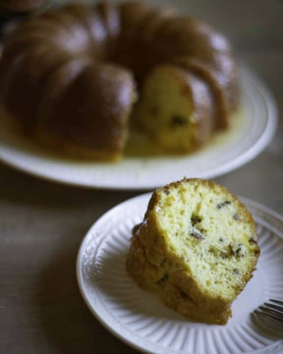 Make the most delicious Rum Cake around with this easy recipe.
