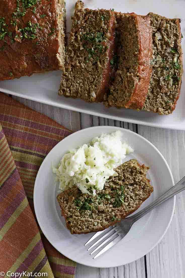 You can make Boston Market Meatloaf just like they do with this easy copycat recipe.