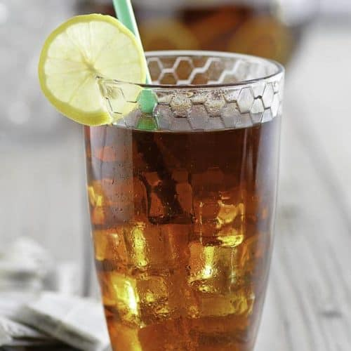 Make Sweet Tea just like McDonald's does. No need to leave home to make this famous sweet tea.