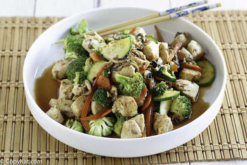 Chicken Stir Fry Recipe - Hunan Chicken