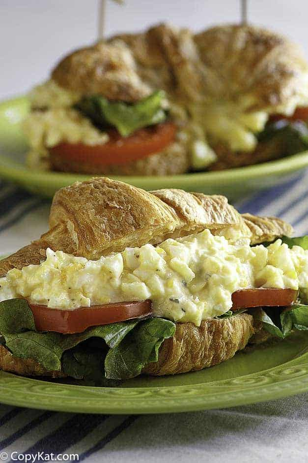 Chicken Salad Chick Egg Salad