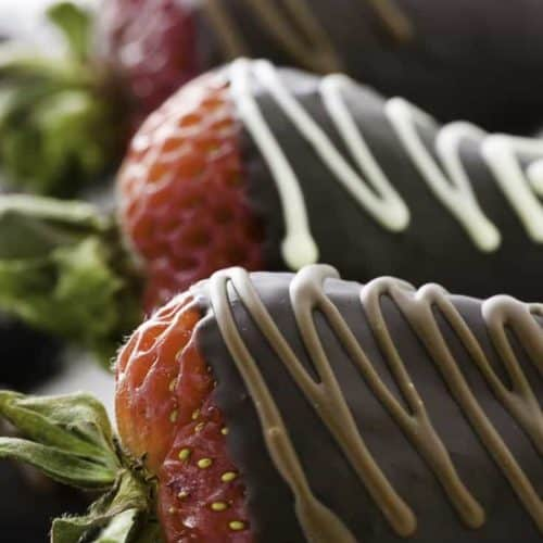 Chocolate Strawberries Images