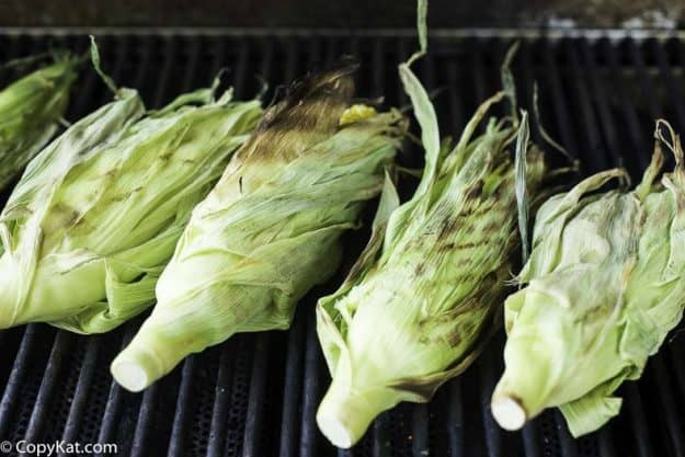 learn how to grill corn on the grill