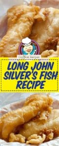 fish fried just like long john silvers