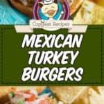 juicy turkey burger