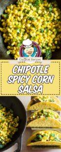 chipotle corn salsa in a bowl