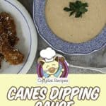 dipping sauce like canes