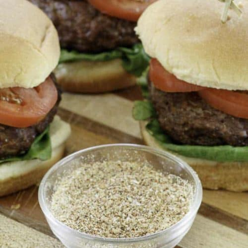 The Best Homemade Burger Seasoning Copykat Recipes