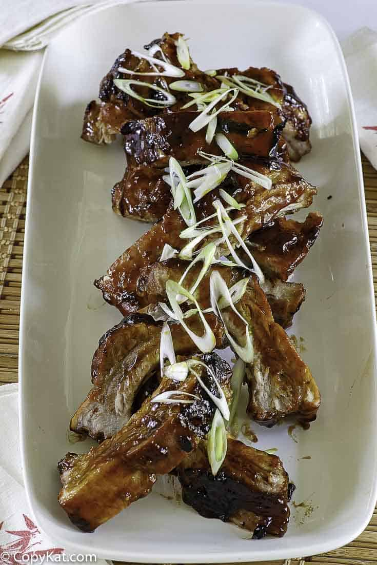 Chinese Spare Ribs Copykat Recipes