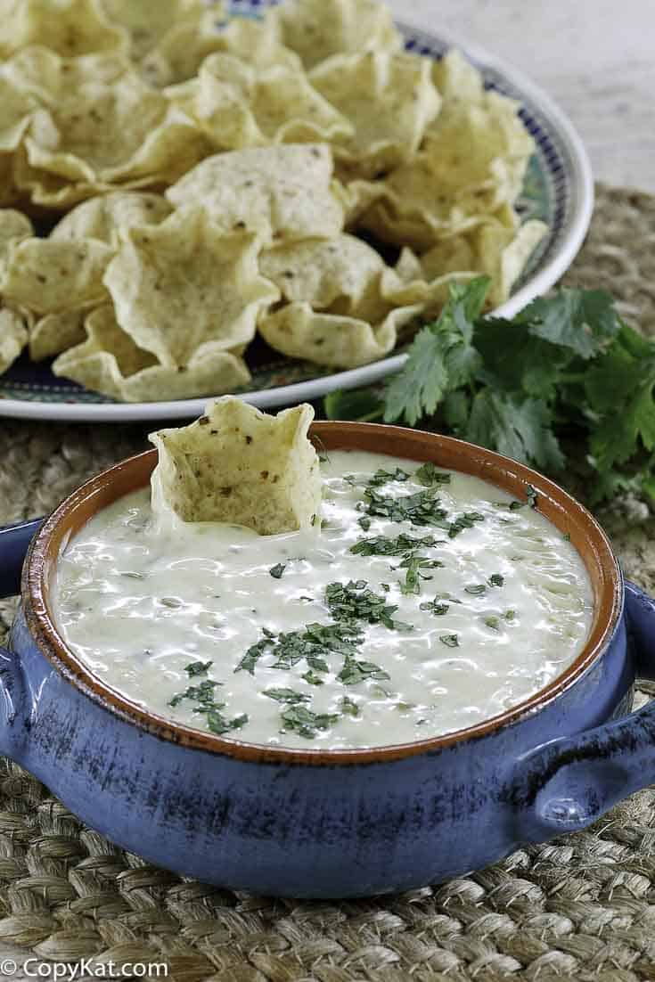 Best Ever Easy White Queso Recipe Copykat Recipes