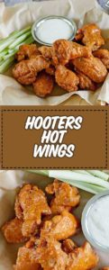 copycat hooters hot wings recipe
