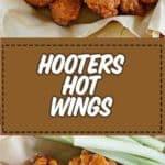 copycat hooters hot wings recipe