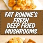 fat ronnie's mushrooms photo collage