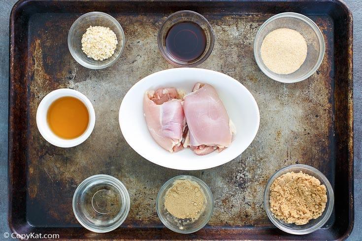 bourbon chicken ingredients