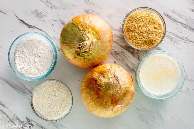 Dairy Queen Onion Rings Ingredients