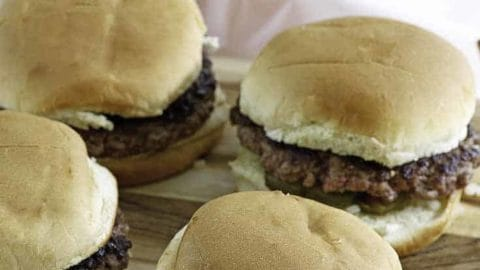 How To Make Old Fashioned Mcdonalds Hamburger Copycat