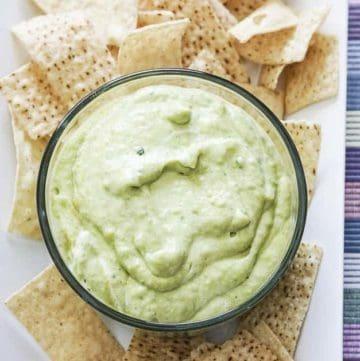 Ninfas avocado salsa