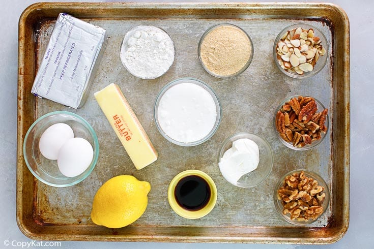 Cheesecake Factory original cheesecake recipe ingredients
