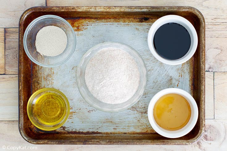 fluffy whole grain wheat bread ingredients