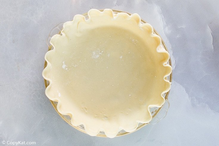 fruit of the forest pie crust