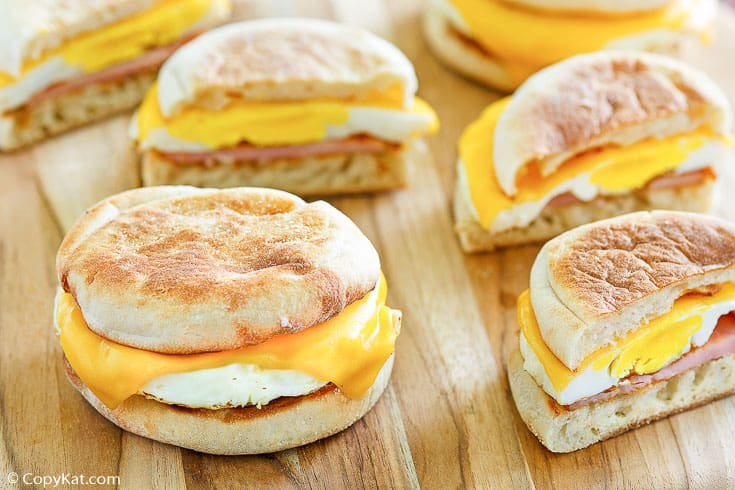 Mcdonald S Egg Mcmuffin Copykat Recipes