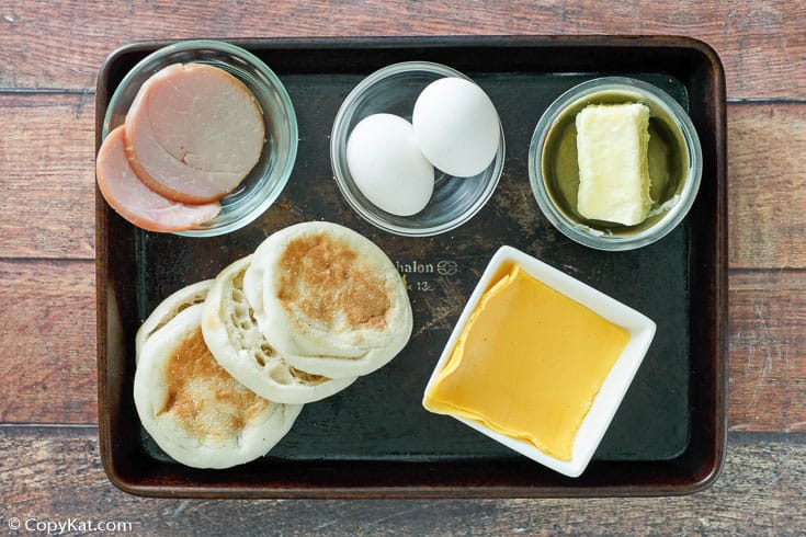 egg mcmuffin ingredients