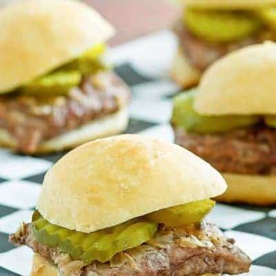 , White Castle Hamburgers | CopyKat Recipes