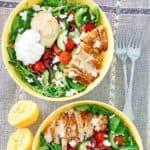 Panera grain bowl