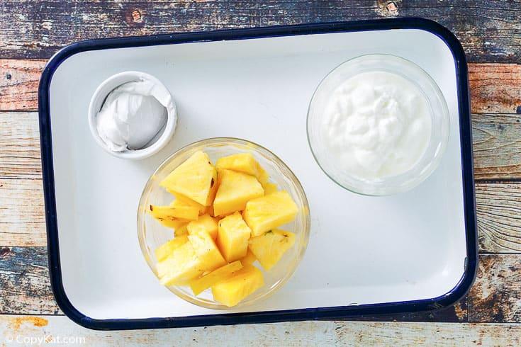 pina colada smoothie ingredients
