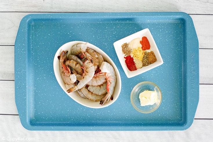 Red Lobster Cajun Shrimp Ingredients