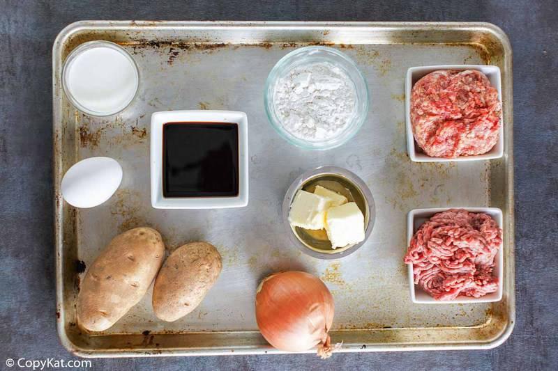 Ikea Swedish Meatballs ingredients