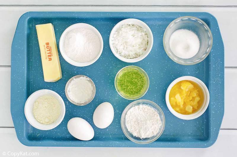Mountain Dew cake ingredients
