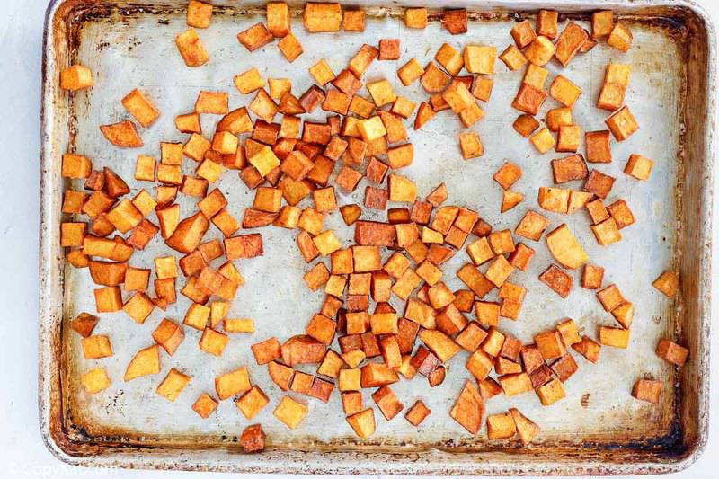 Mexican seasoned fried potatoes