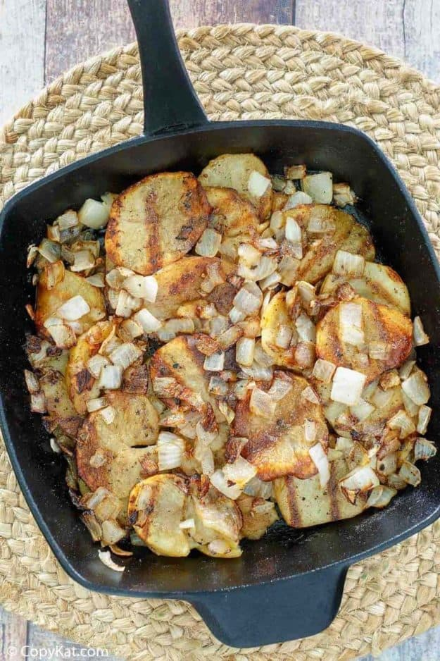 Pan Fried Potatoes Copykat Recipes