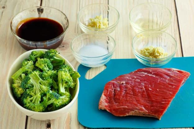 Panda Express Broccoli Beef Ingredients