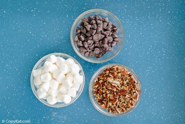 rocky road candy ingredients