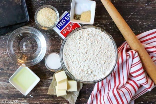 Olive Garden breadsticks ingredients