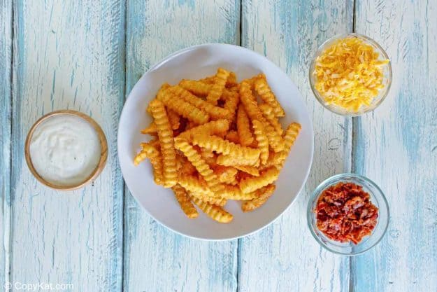 Outback Steakhouse Aussie Fries Ingredients