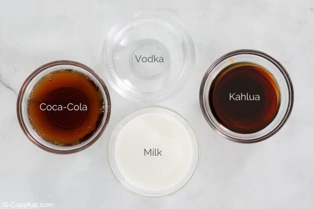 Colorado Bulldog drink ingredients