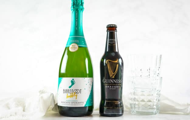 black velvet cocktail ingredients