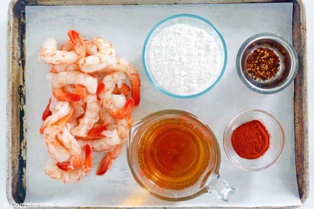 beer battered shrimp ingredients
