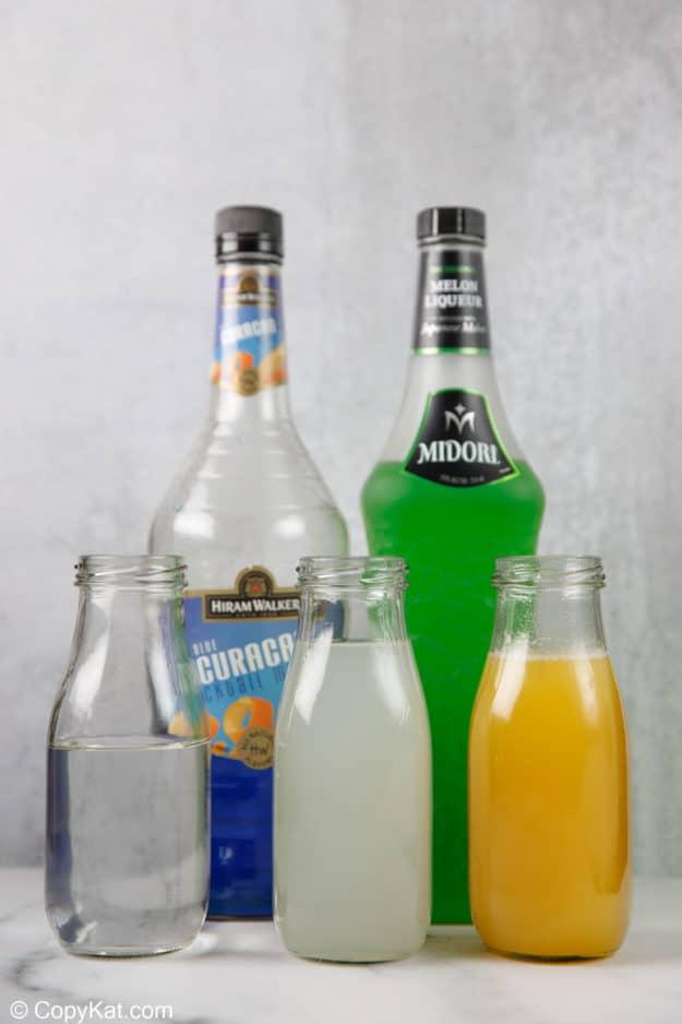 Bennigan's Paddy 'O Punch cocktail ingredients