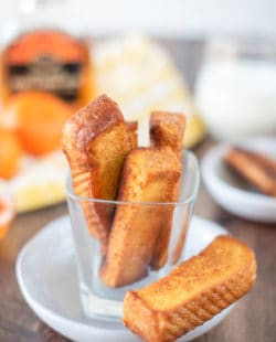 Homemade Burger King French Toast Sticks