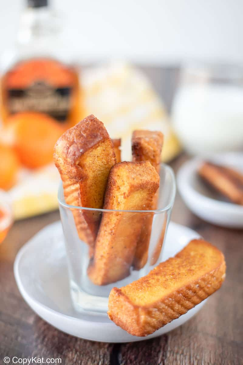 Homemade Burger King French Toast Sticks