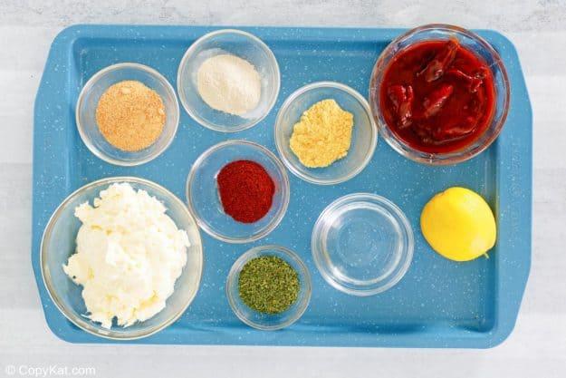 Whataburger creamy pepper sauce ingredients