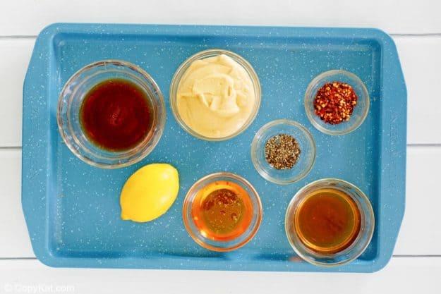 mustard bbq sauce ingredients