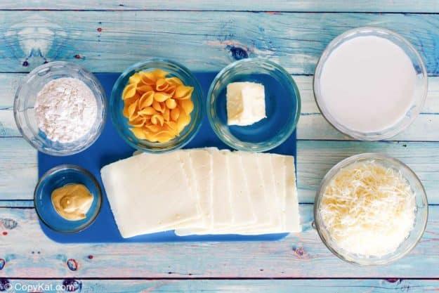 Panera Mac and Cheese Ingredients