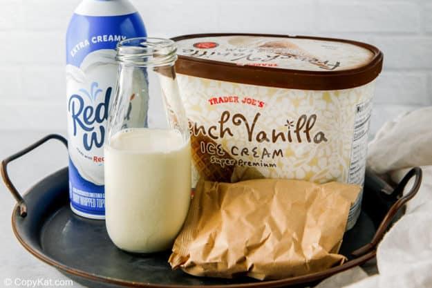 Fatburger banana milkshake ingredients